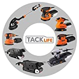 TACKLIFE Exzenterschleifer PRS01A (125mm / 350W) - 4